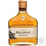 Коньяк Bolgrad ординарний 3 зірки 40% 0,25л