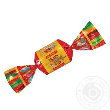 Подарунок нов.цук.Рошен Святкова цукерка №5 400г - купить, цены на Novus - фото 1