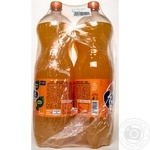 Fanta with orange juice 2l - buy, prices for Novus - image 3