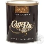 Natural roasted ground coffee Caffe Poli 100% Arabica 250g Italy - buy, prices for MegaMarket - image 1