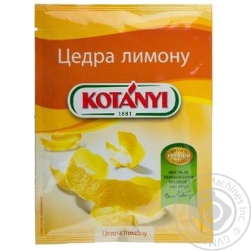 Kotanyi Lemon Peel 14g - buy, prices for Novus - image 3