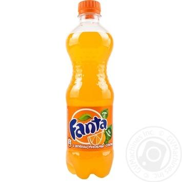 Напій Фанта Апельсин 500мл