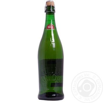 Пиво Стелла Артуа светлое пастеризованное стеклянная бутылка 5%об. 750мл Бельгия