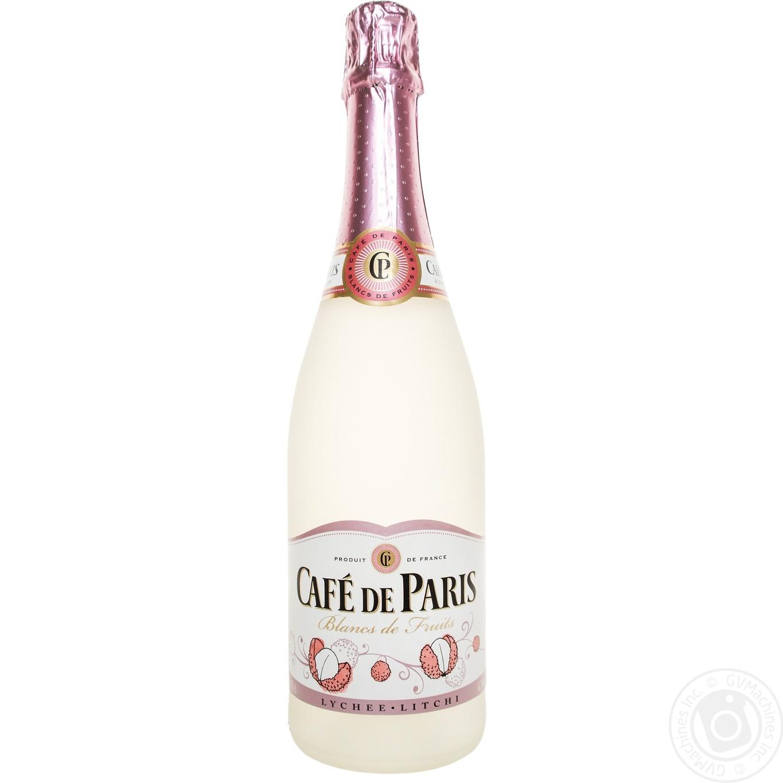 Where To Buy Cafe De Paris Sparkling Wine