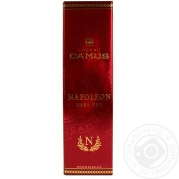 Коньяк Camus Napoleon Rare Old  X.O. 40% 0,7l