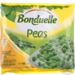 Vegetables pea Bonduelle green pea 400g
