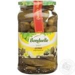 Огірки консервовані Bonduelle 5-8см с/б 680г