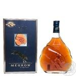 Коньяк Meukow VSOP 40% подарункова упаковка 0,7л