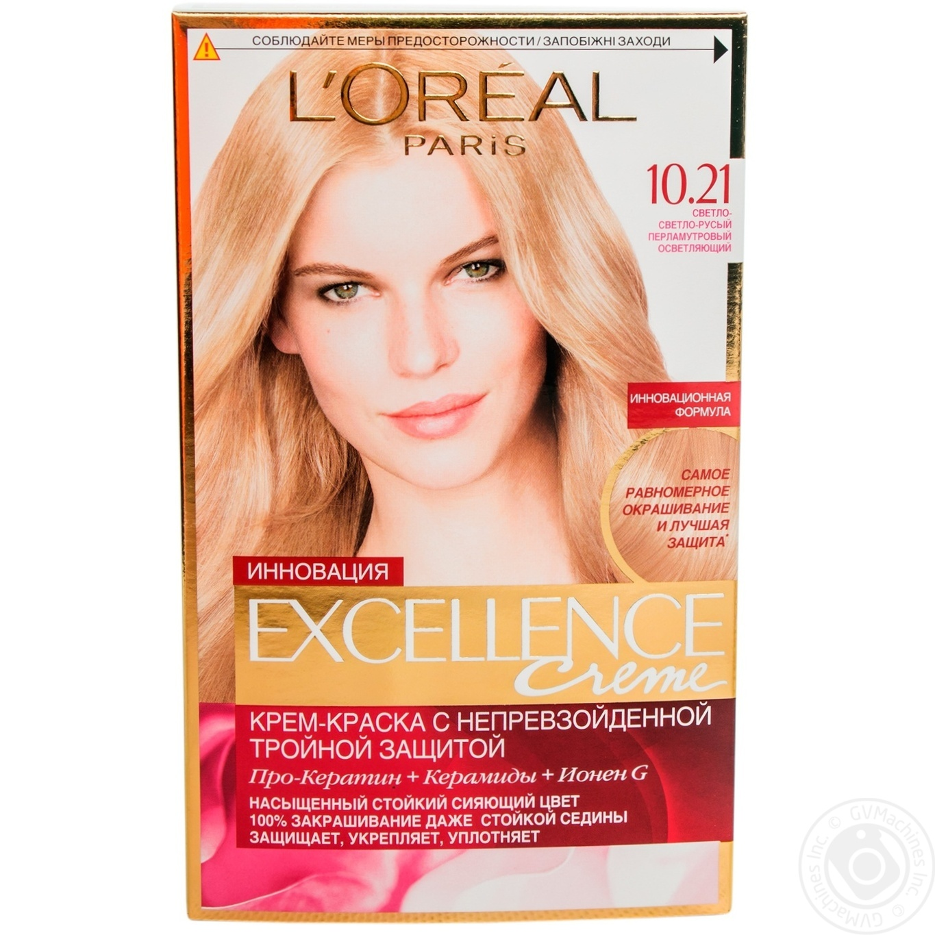 color loreal excellence light light brown for hair