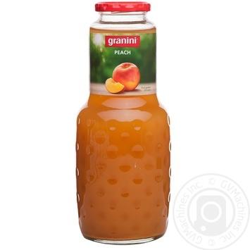 Сок Гранини персик 45% 1л