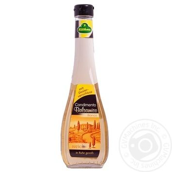 Kuhne Bianco from white wine balsamic vinegar 5,4% 500ml