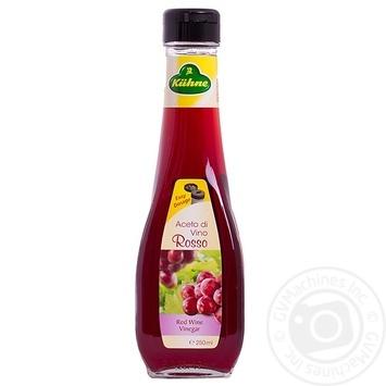 Kuhne Vino Rosso from red wine vinegar 6% 250ml