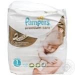 Подгузники детские Pampers Premium Care Newborn 2-5 кг 78шт