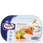 Fish herring Appel in sauce 200g can Germany