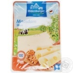 Oldenburger Maasdamer cheese slices 45% 150g