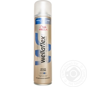 Wellaflex Long-lasting Volume Support for Hair Hairspray 400ml