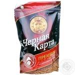 Кофе Черная Карта арабика растворимый 100г Россия