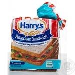Хлеб Amerikan Sandwich 7 злаков для сэндвичей нарезанный 470г
