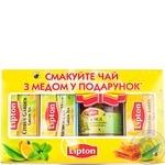 Tea Lipton green 250g Russia