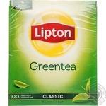 Чай Lipton Classic Green Tea 100 пак.