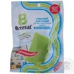 Сменный картридж для био-поглотителя запаха для холодильника Breesal 80г