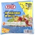 М'ясо крабове охолоджене Vici 200г