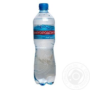 Natural mineral water Mirgorodska low carbonated 750ml