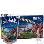 Beverage Capri-sonne Mistichniy drakon non-alcoholic 200ml tetra pak Ukraine