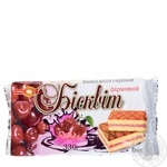 Sponge cake Biscuit-chocolate corporation Brand cream-cherry 330g