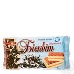 Бісквіт ХБФ Бісквіт-Шоколад Фірмовий коктейль Згущене молоко + Кальцій 6шт 330г