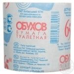 Туалетная бумага Обухов 65м