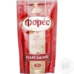 Mayonnaise Fores Imperial 72% 200g doypack Ukraine