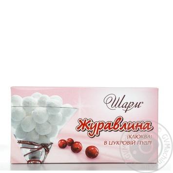 Журавлина Шарм у цукровій пудрі 150г - купити, ціни на Ашан - фото 1