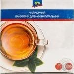 Чай Аро черный байховый мелкий 1.5г х 100шт