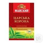 Чай черный Майский Царская Корона  крупнолистовой 180г