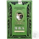 Tea Princess java green loose 180g cardboard packaging