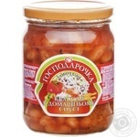 Квасоля в домашньому соусі з овочами Господарочка 500г