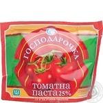 Томатная паста Господарочка 25% 70г
