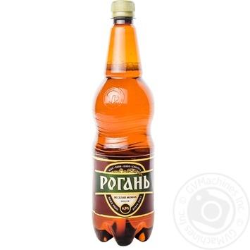 Скидка на Пиво Рогань Веселый Монах Мицнэ пастеризованное 6.9%об. 1000мл