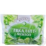 Конфеты Рошен эвкалипт-ментол 300г Украина