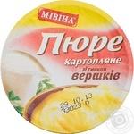 Puree Mivina potato with chicken 37g Ukraine