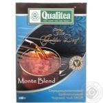 Чай Кволити Монте Бленд среднелистовой черный 100г