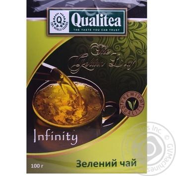 Qualitea Green Tea - buy, prices for Furshet - image 5
