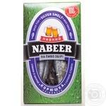Корюшка Пивной NABEER серебристая солено-сушеная 100г Украина