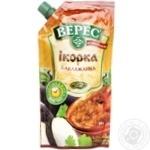 Caviar Veres Ikorka eggplant 300g doypack Ukraine