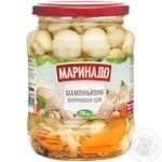 Marinado whole pickled champignons 650g