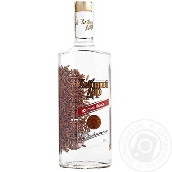 Khlibnyy Dar Rye Luxe Vodka 40% 0,5l