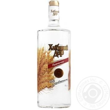 Горілка Хлібний Дар Пшенична 40% 1л - купити, ціни на Novus - фото 1