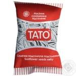 Семечки TATO подсолнечника белое  80г