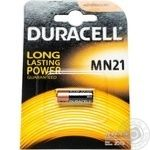 Батарейка зарядна Durasell Mn21
